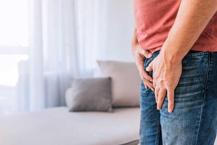 Inkontinenz bei Männern. Vorbeugung durch ACTICORE