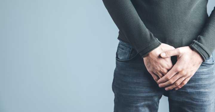 Bei einer akuten Prostatavergrößerung geht es auch ohne OP, nämlich mit ACTICORE