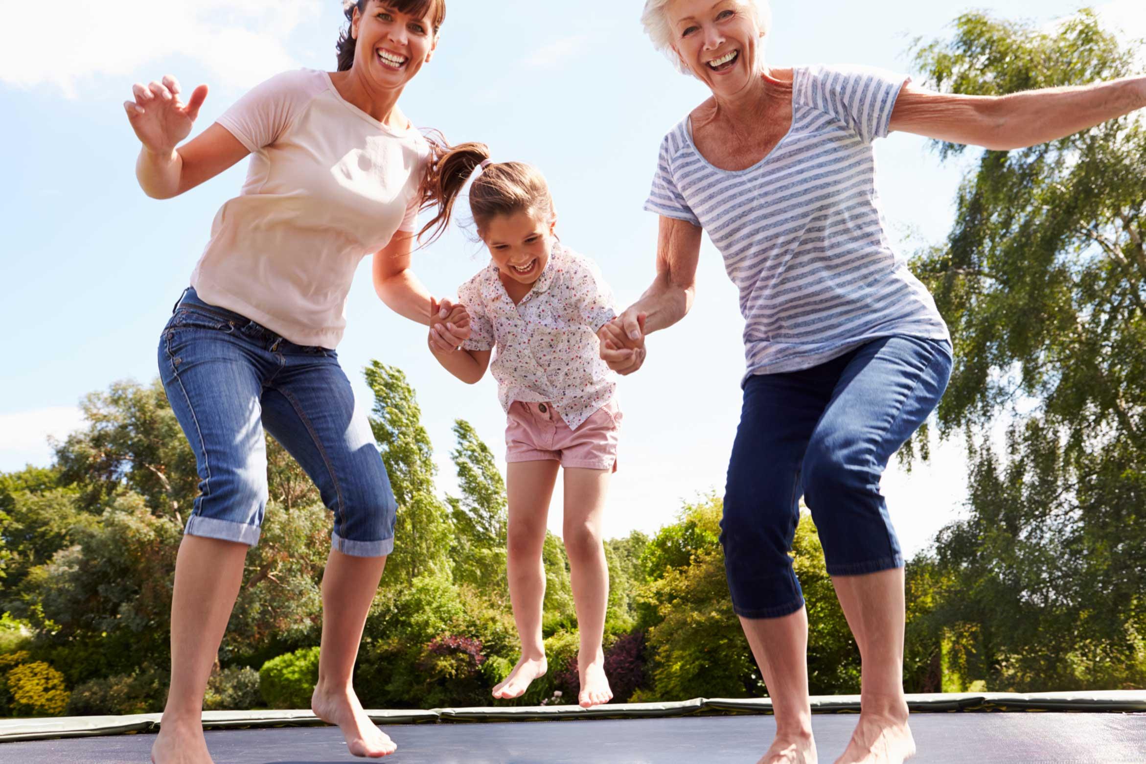 Beckenbodentraining ist in jedem Alter wichtig - ACTICORE