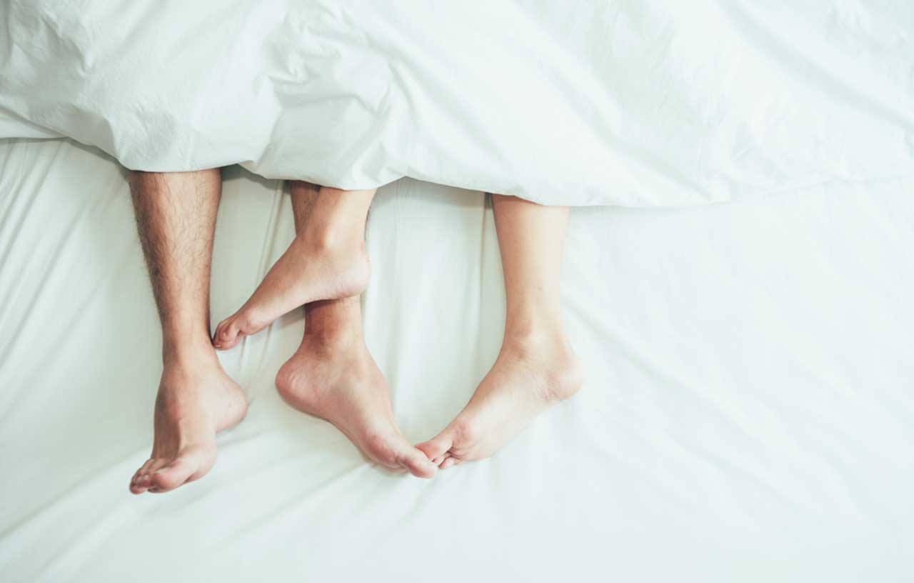 Orgasmusschwierigkeiten überwinden mit ACTICORE