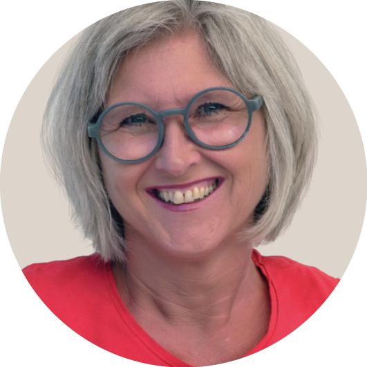 Expertin Jacqueline De Jong gibt hilfreiche Tipps und empfiehlt ACTICORE.